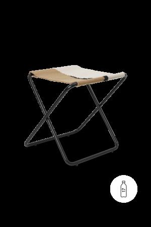 Ferm Living Desert stool - black/soil