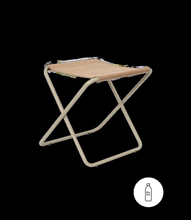 Desert stool - cashmere/sand