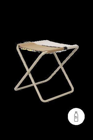 Ferm Living Desert stool - cashmere/soil
