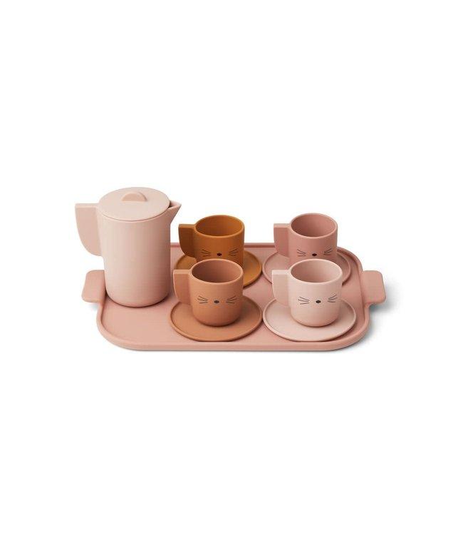 Liewood Ophelia tea set - rose multi mix