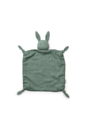 Liewood Agnete knuffeldoek - rabbit peppermint