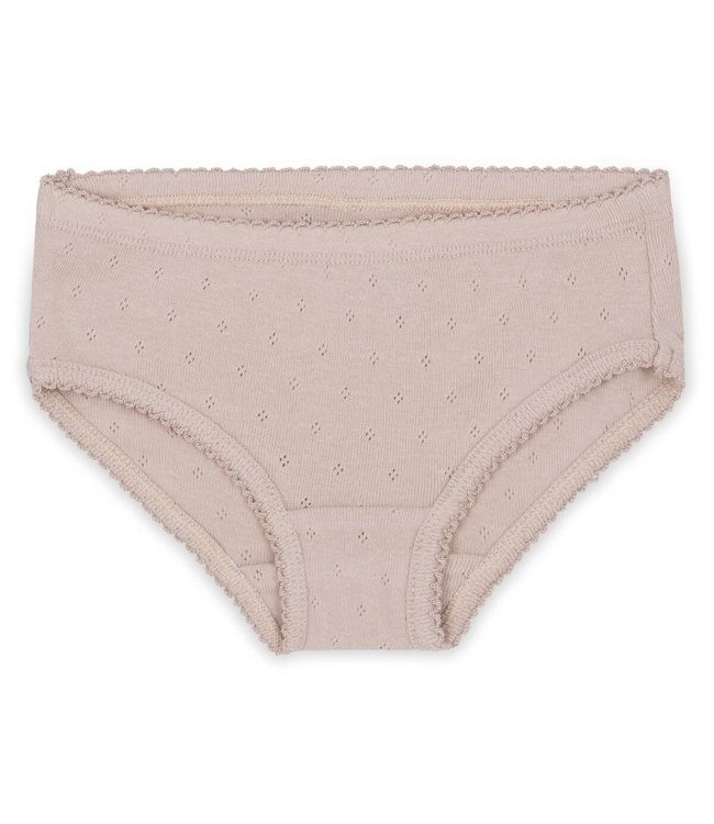 Minnie underpants - rose grey