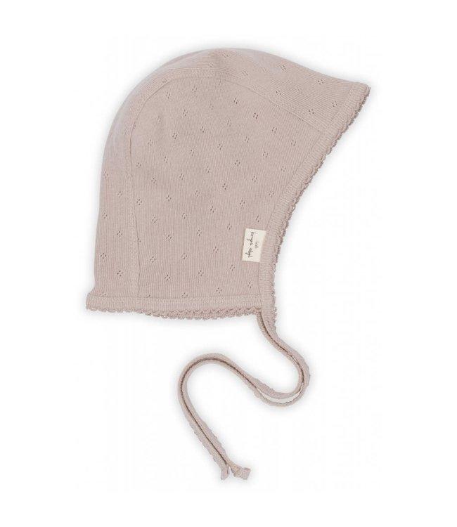 Minnie helmet - rose grey