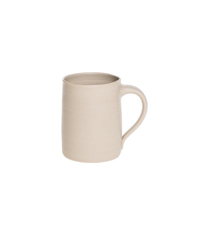 Gres mug white