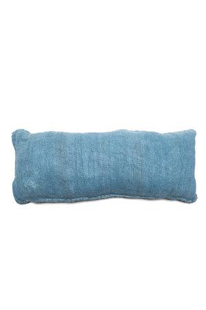 Kilim grain sack cushion #12
