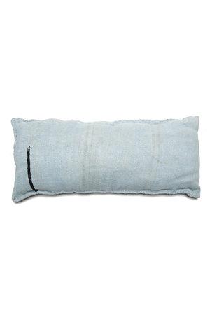 Kilim grain sack cushion #14