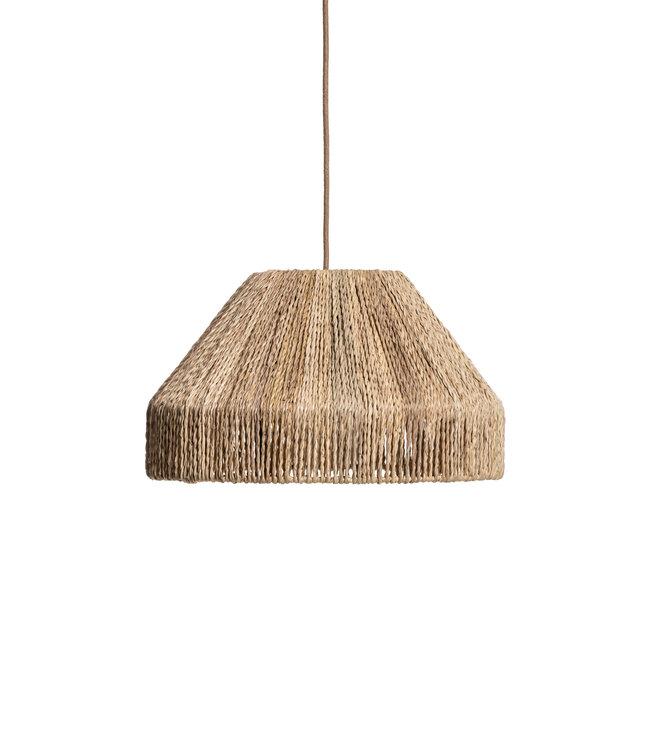 Hanging lamp 'Cap' - palm