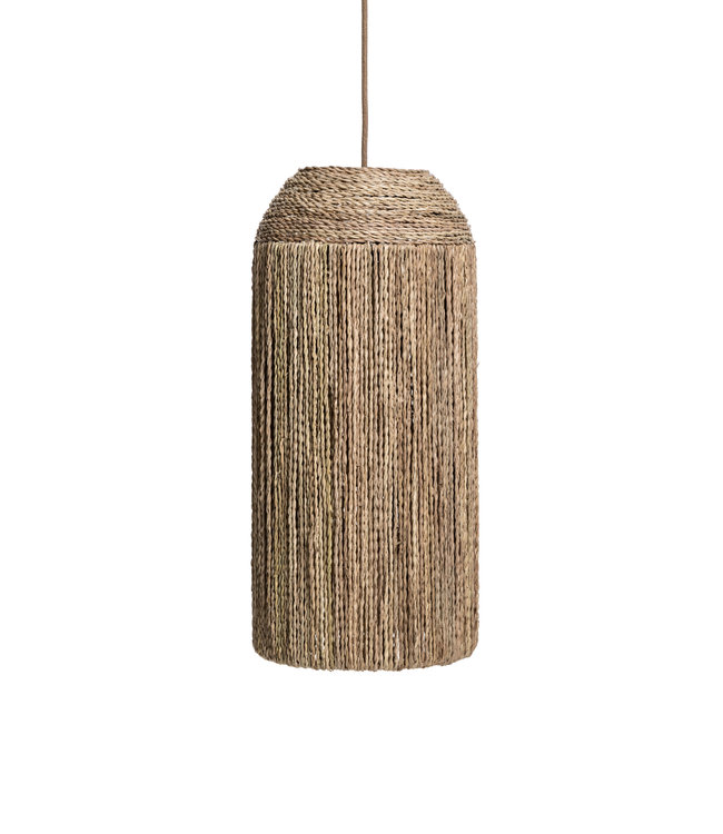 Hanging lamp 'Tub' - palm