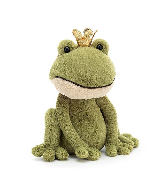 Jellycat Limited Felipe frog prince