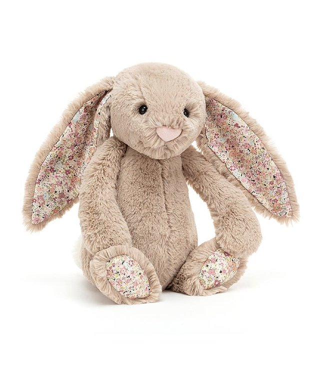 Jellycat Limited Blossom bea beige bunny