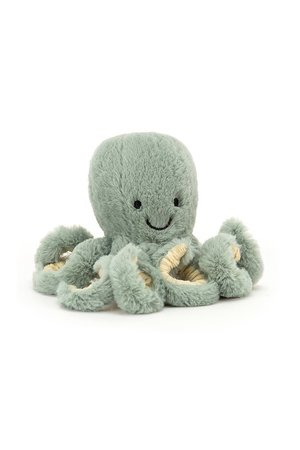 Jellycat Limited Odyssey octopus