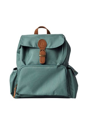 Sebra Mini backpack, spruce green