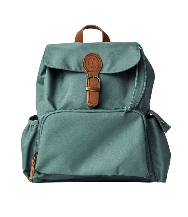 Mini backpack, spruce green