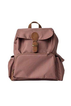 Sebra Mini backpack, rustic plum