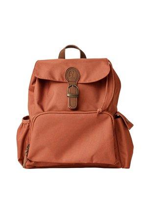 Sebra Mini backpack, sweet tea brown