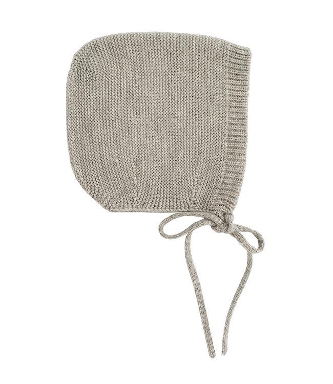 Bonnet Dolly - grey melange