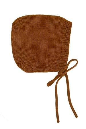 Hvid Bonnet Dolly - rust