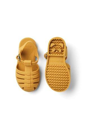 Liewood Bre sandaaltjes - Yellow mellow