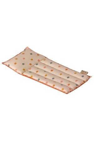 Maileg Air mattress, mouse - multi dot