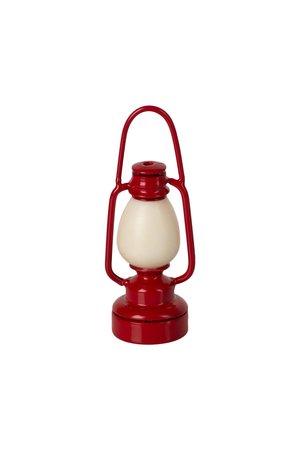 Maileg Vintage lantern -  red