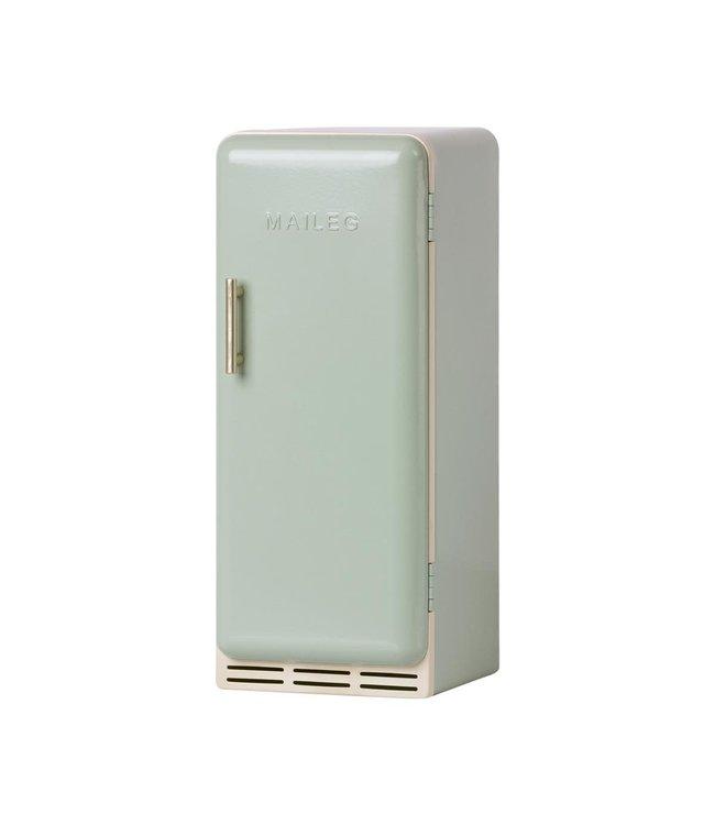 Miniature fridge - mint