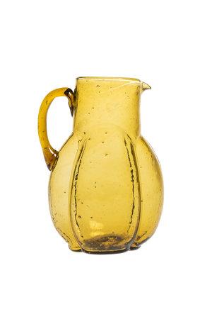 Karaf art deco - amber