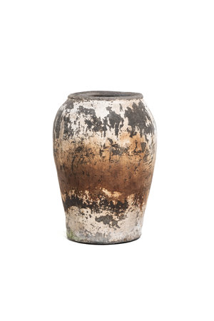 Old oil jar #16 - India