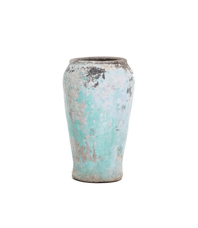 Old oil jar #18