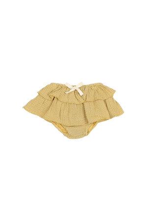 Buho Mini dots culotte - sun