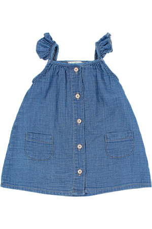 Buho Baby denim dress - indigo