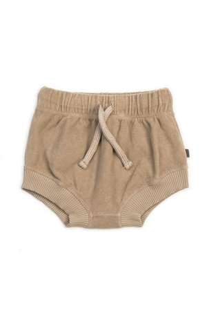 Kidwild Collective Organic terry bloomers - fawn