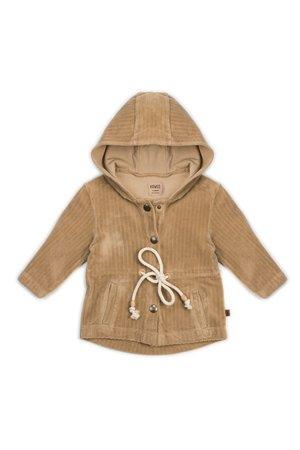 Kidwild Collective Organic corduroy jacket