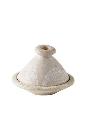 Tine K Home Small Moroccan tajine, alabast