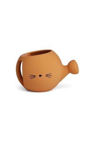 Liewood Lyon watering can - cat mustard