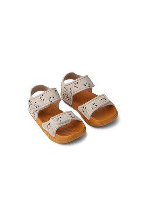 Liewood Blumer sandals - panda sandy