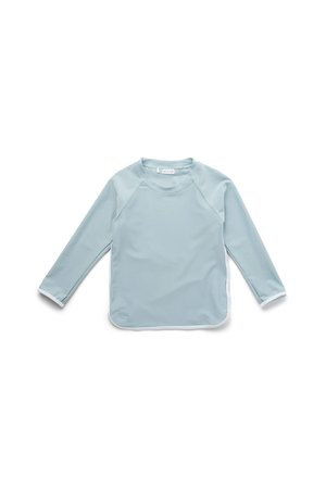 Liewood Manta swim tee - sea blue