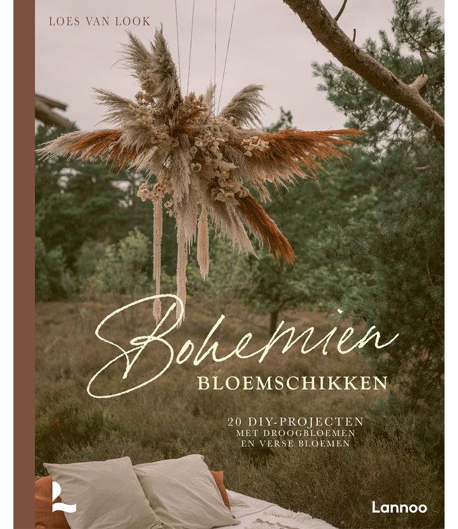 Bohemian bloemschikken