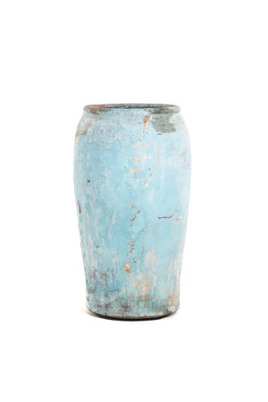 Old oil jar #25 - India
