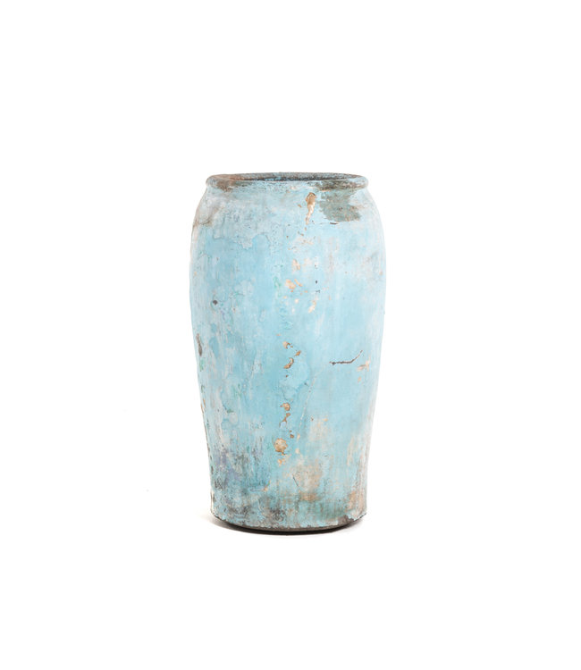 Old oil jar #25 - India