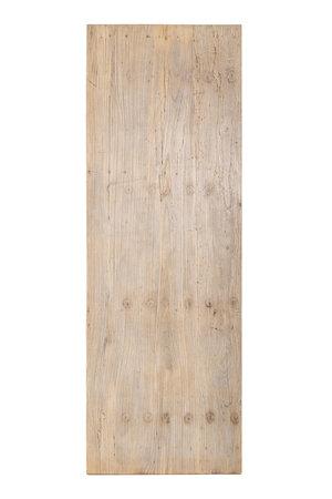 Tafel oude Chinese deur, olm hout #1 - 280cm