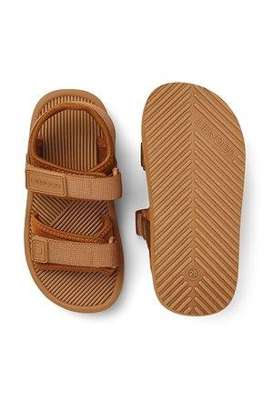 Liewood Monty sandaaltjes - mustard