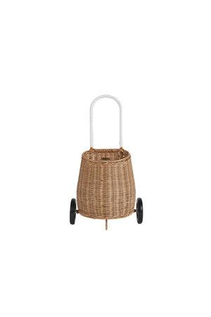 Olli Ella Luggy basket small - naturel
