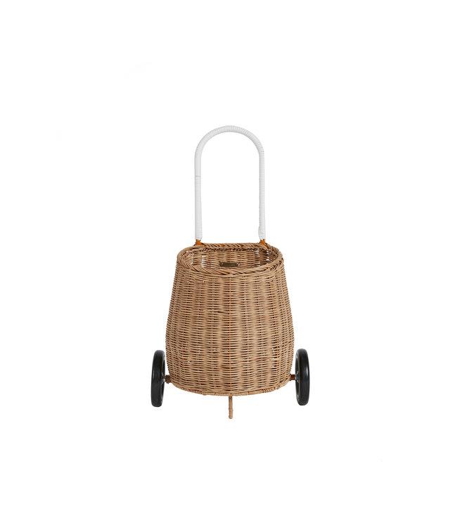 Luggy basket small - naturel