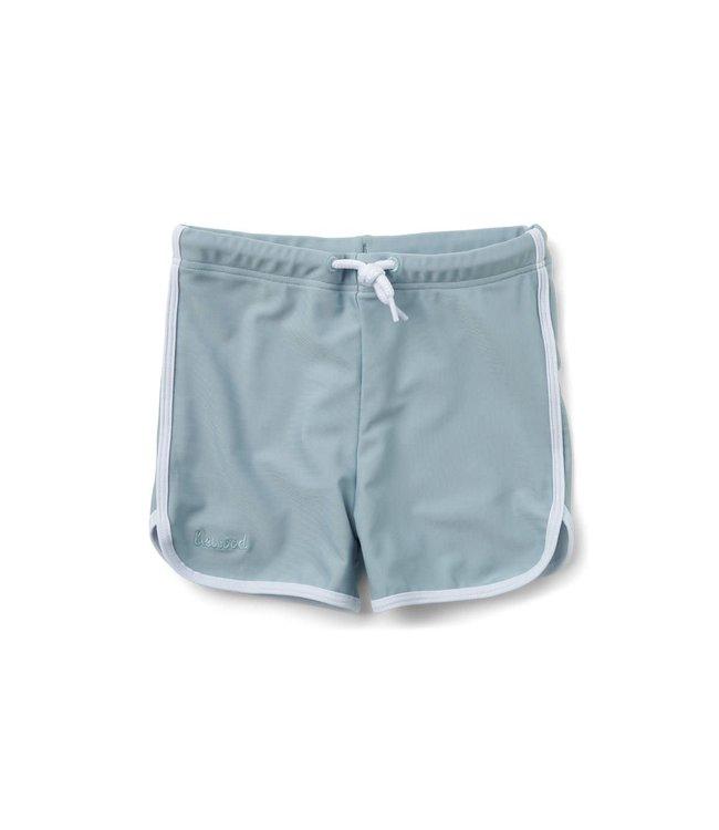Dagger swim pants - sea blue