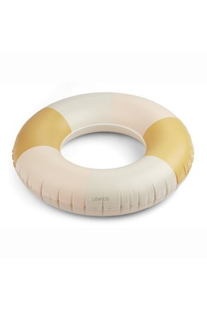 Liewood Donna zwemband - stripe: peach/sandy/yellow mellow
