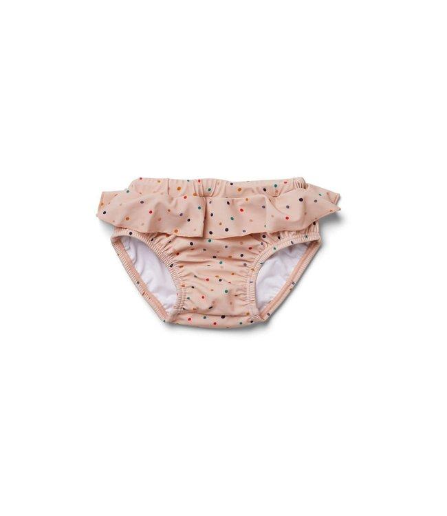 Liewood Elise baby swim pants - confetti mix
