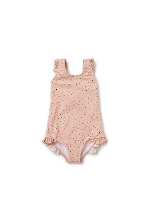 Liewood Tanna swimsuit - confetti mix