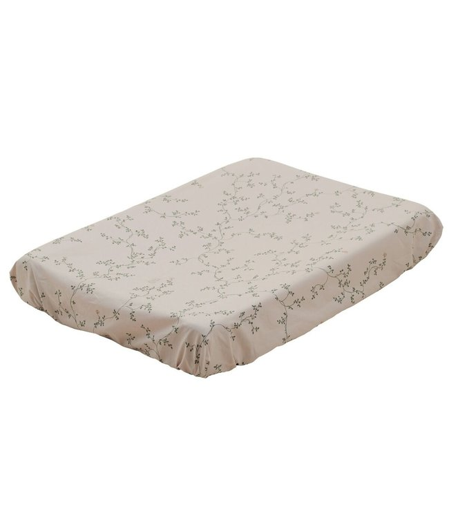 Changing mat cover - botany