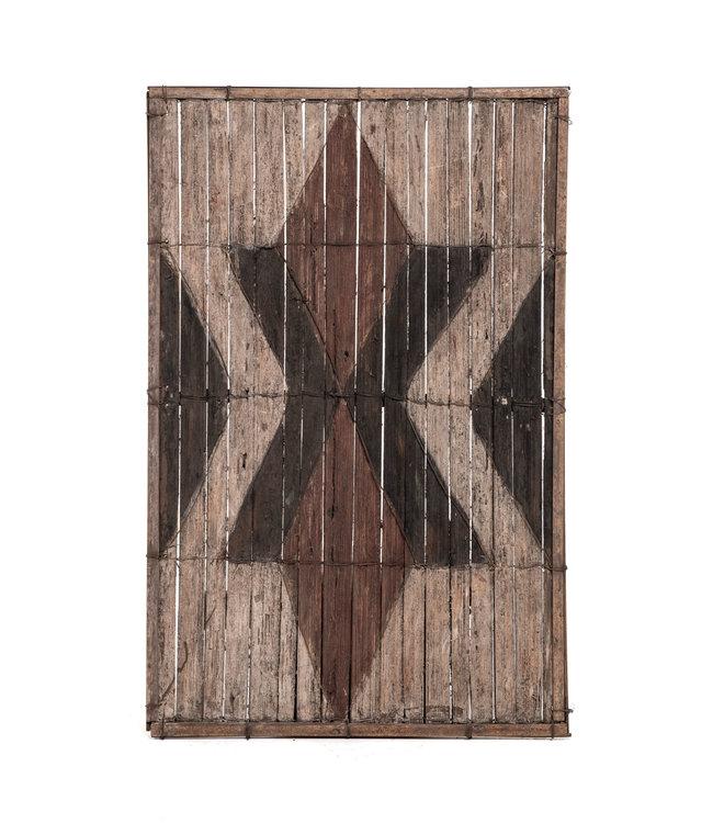 Oud bamboe paneel #25- Salampasu