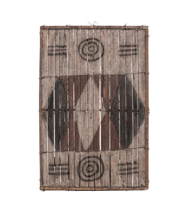 Oud bamboe paneel #26 - Salampasu